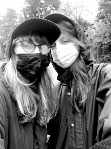 Julia Gryboś & Barbora Zentková